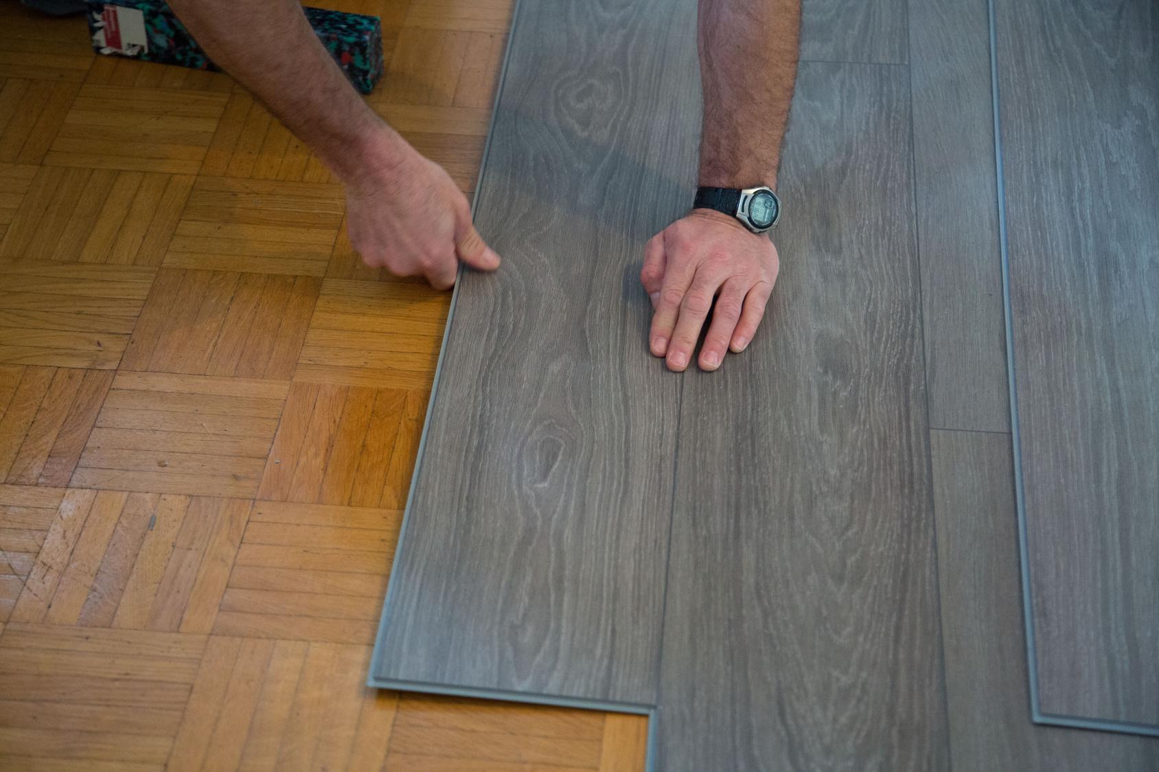 Fußboden Vinyl ~ Luxury vinyl u2013 designböden mit der speziellen optik härle